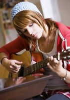 BEST GUITAR LESSONS IN YOUR HOME WITH TOP GUITAR TEACHER