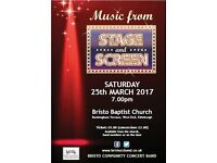Music from Stage and Screen - Bristo Community Concert Band
