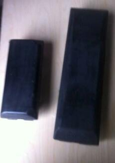 RUBBER TRACK PADS/ EVERPADS