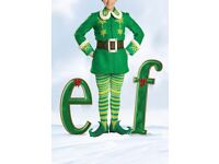 'ELF - THE MUSICAL' at THE LOWRY, MANCHESTER 21st December