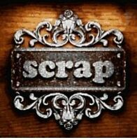 Free removal of your scrap metal