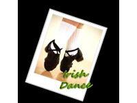Irish Dance classes for 3, 4 & 5yrs