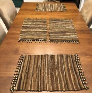 Table Runner and 6 Placemats
