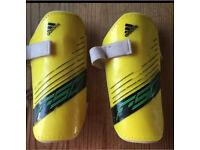 Adidas F50 shin pads kids: size S
