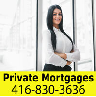 1st, 2nd and Private Mortgage