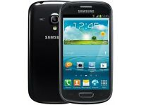 Samsung S3 Mini Black