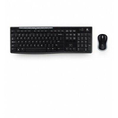Logitech Wireless Combo MK270 Tastiera più Mouse