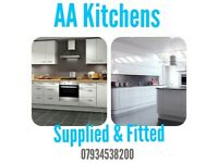 AA kitchens & Bathrooms