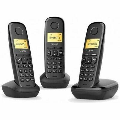 TELEFONO CORDLESS GIGASET A170 TRIO L36852H2802K111 - USATO