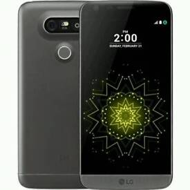 LG G5 32GB BLACK COLOR UNLOCKED EXCELLENT CONDITION AS LIKE NEW.