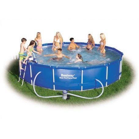 15ft Frame Swimming Pool Ebay