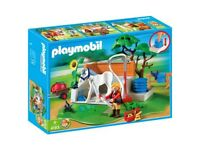 'Horse Grooming Station' Playmobil set for sale