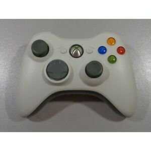 looking for a white xbox 360 controller for parts