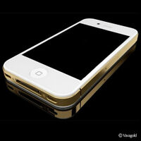 iphone 4s white in very good condition unlocked