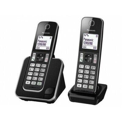 Panasonic KX-TGD312 Telefono Cordless Duo con Vivavoce