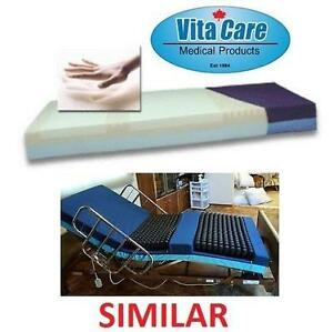 """NEW VITACARE V4 MEDICAL MATTRESS - 117249120 - One 57"""" Opening and Recovery 5 Incontinent/Infection Control Cover"""