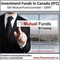 PASS YOUR IFC & CSC Mutual Fund Licenses - 100% PASS Rate
