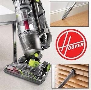 USED HOOVER AIR PRO UPRIGHT VACUUM   WINDTUNNEL VACUUM CLEANER HOME APPLIANCE FLOOR CARE CLEANER 96471521