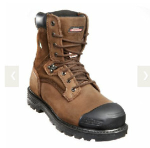 Brand new workload and Dickies steel toe boots for sale