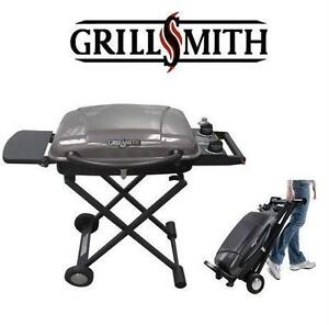 Grillsmith Portable Tailgate BBQ- new in box