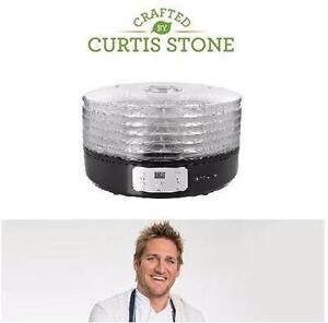 NEW CURTIS STONE FOOD DEHYDRATOR CURTIS STONE FOOD DEHYDRATOR SMALL APPLIANCE HOME KITCHEN  88990204