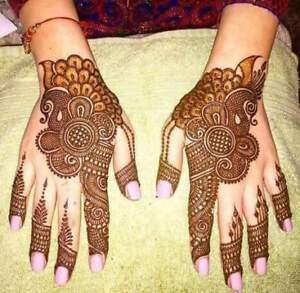 Henna service only from $ 5