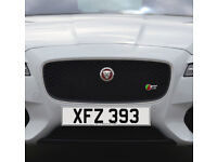 XFZ 393 – Price Includes DVLA Fees – Cherished Personal Private Registration Number Plate