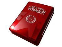 Star Trek:Voyager seasons 1-7