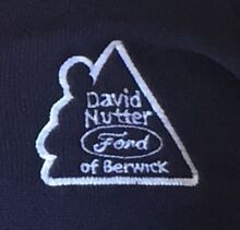 WANTED - DAVID NUTTER FORD DEALER DECAL Campbellfield Hume Area Preview
