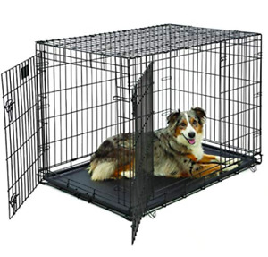 MidWest Life Stages Large Dog Crate Used