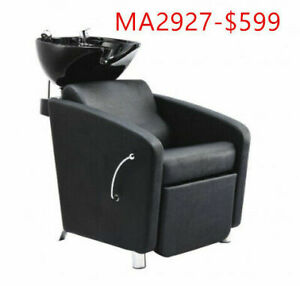Greenlife Etobicoke Barber Salon chair Shampoo unit