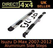 Isuzu Rodeo Side Steps