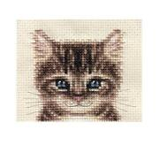 Cat Cross Stitch Kit