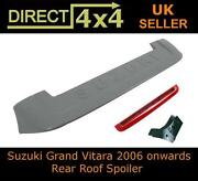 Suzuki Grand Vitara Rear Spoiler