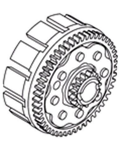 Yz 125 Clutch Assembly Diagram Further Yamaha Banshee Engine Diagram