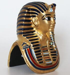 6-034-Hand-Carved-Egyptian-Artificial-Stone-sculpture-of-King-Tut-988