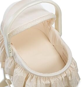 Simmons Bassinet with bee design