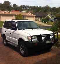 1997 Toyota LandCruiser Wagon Corlette Port Stephens Area Preview
