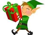 Christmas Elf Home Visits