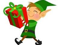 Christmas Elf Home Visits