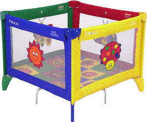 Grand parc Graco Pack'n'play Totbloc
