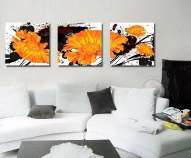 Handpainted Group Oil Paintings | Ready to hang | Large Sizes