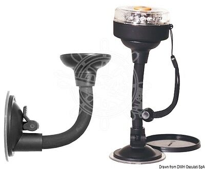 NAVISAFE  Bracket with Magnetic Head / Suction Cap