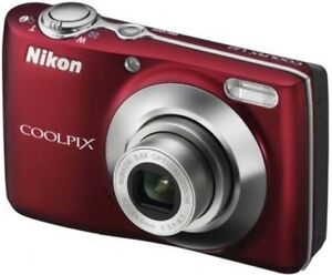 Camera Compacte Digitale Nikon Coolpix L22 Rouge