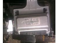 Toyota Yaris 1.0 ECU, Key, Ignition Barrel & Transponder (2002)