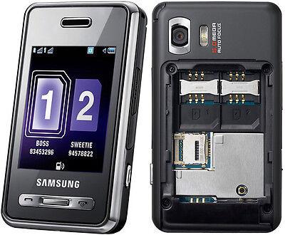 Dual SIM Mobile Phone