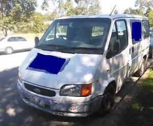 1996 Ford Transit Van/Minivan Jindalee Brisbane South West Preview