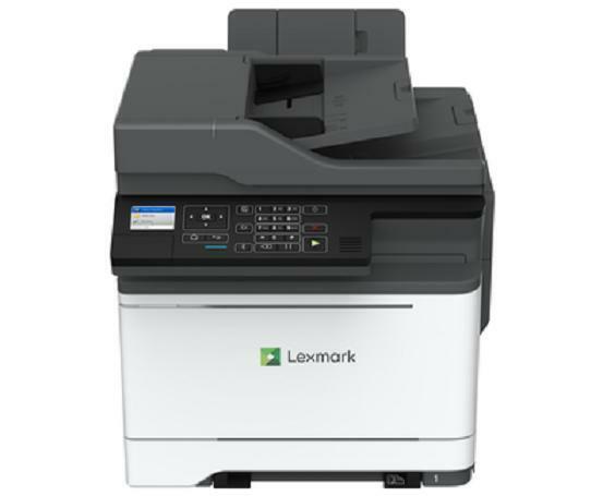 Lexmark MC2425adw All-in-One-Farblaser (4 in 1), Netzwerk/WLAN, Duplex, 42cc440