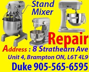 Gear? Stand Mixer Kitchenaid Repair, No Power, Not Spin? We Fix