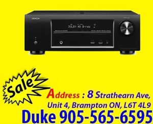 > Home Theater System 600W FM / AM, HDMI, Aux input Denon